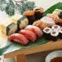 Servicio de Sushi, Gastronomia Japonesa