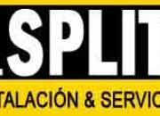 Instalacion mantenimiento ventas de aires acondicionados split