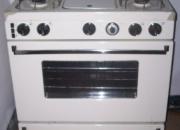 Cocicna de 30 con 5 hornillas, marca Condesa.