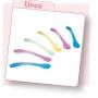 Linco Cucharilla punta suave y blanda 4+ Meses