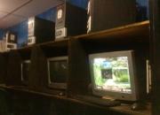 vendo ciber 10 computadoras y dodo completo para tarbajar de una ves