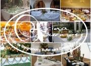 Taller organización y decoración de mesas para buffet julio -diciembre  2010