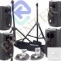 Alquiler de sonido profesional  para fiestas, eventos, conferencias, etc.