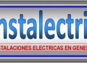 Instalaciones electricas profesionales.