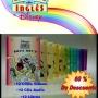 Curso de Ingles de Disney para niños jóvenes y adultos a partir de 3 años en adelante