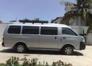 Servicio de transporte ejecutivo