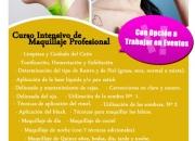 Curso intensivo de maquillaje con opción a trabajar en eventos