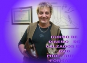 CURSO DE DISEÑO DE CALZADOS EN DVD PARA RAPIDA SALIDA LABORAL