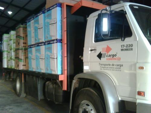 Solicito camiones para transportar mercancia a nivel nacional