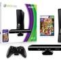 Consola De Xbox 360 De 4gb Con Kinect Y Juego De Aventuras