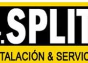 Servicio tecnico instalacion mantenimiento de aires acondicionados split