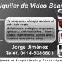 Alquiler de Video Beam 04145086603