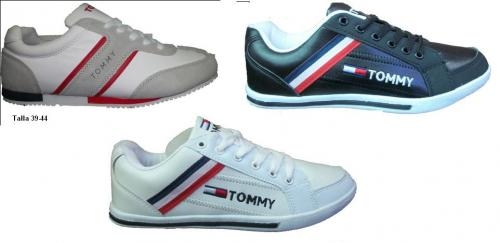 b7b7134dba5 Zapatos deportivos tommy hilfiger para caballeros al mayor o al detal.