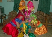 Payasitas happy kids maracaibo