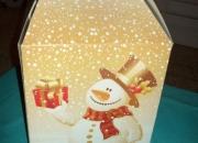 Regalos corporativos  caja navideña