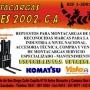 TODO EN MONTACARGAS-MONTACARGAS UTILES 2002,C.A