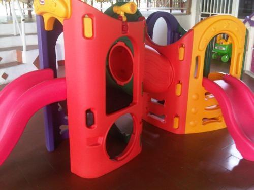 Vendo Parque Infantil Y Casita De Ninas En Plastico Yuppie En - Casitas-infantiles-plastico