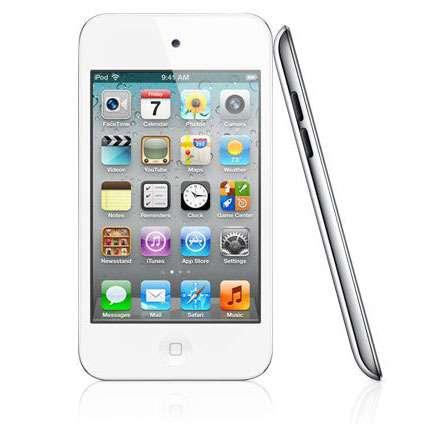 Ipod touch 4ta generacion blanco 32g 3meses de uso