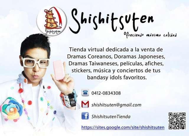 Venta de series coreanas, doramas, películas y novelas asiáticas.