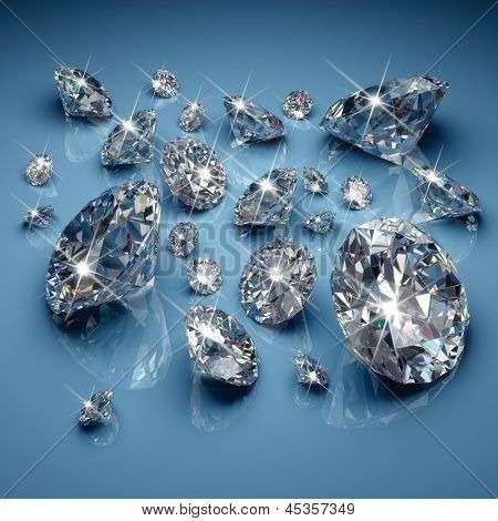 Compro brillantes y estamos en las joyerias de caracas en el ccct