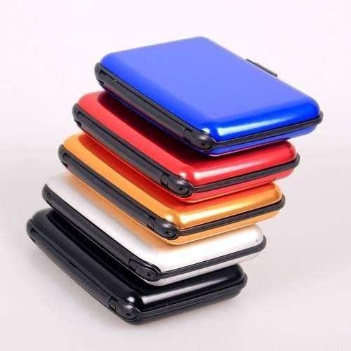 Aluma wallet la billetera de aluminio-