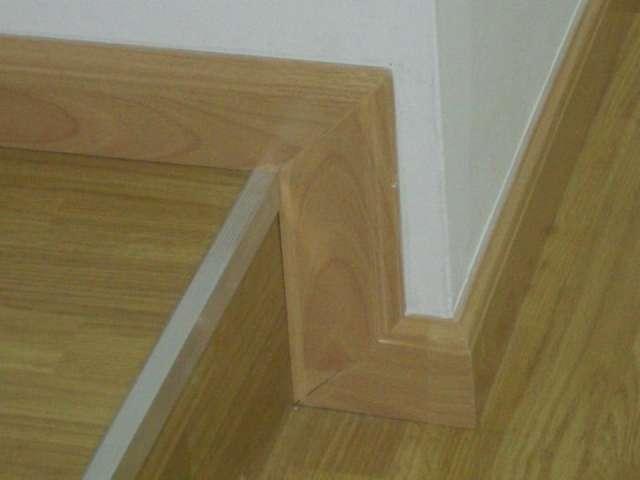 Fotos de Piso flotante laminado de madera tipo parqueteck. 5