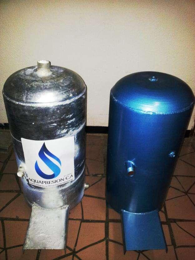 Tanque pulmon de agua para sistema hidroneumatico 20 galones