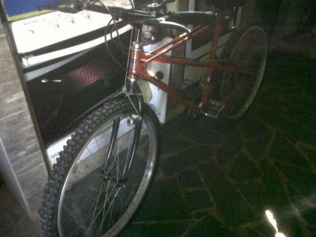 Bicicleta #26 monta#era