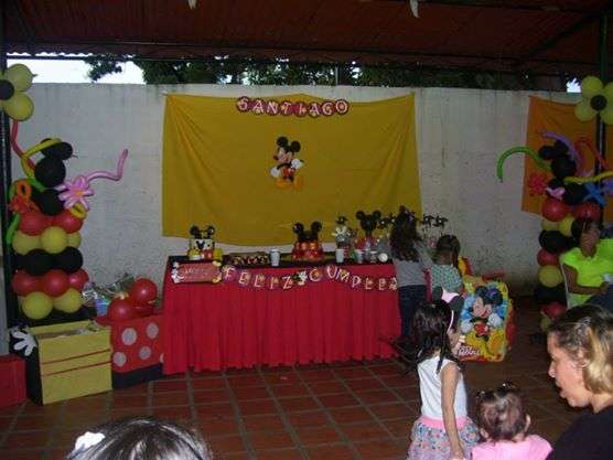 Decoraciones de fiesta