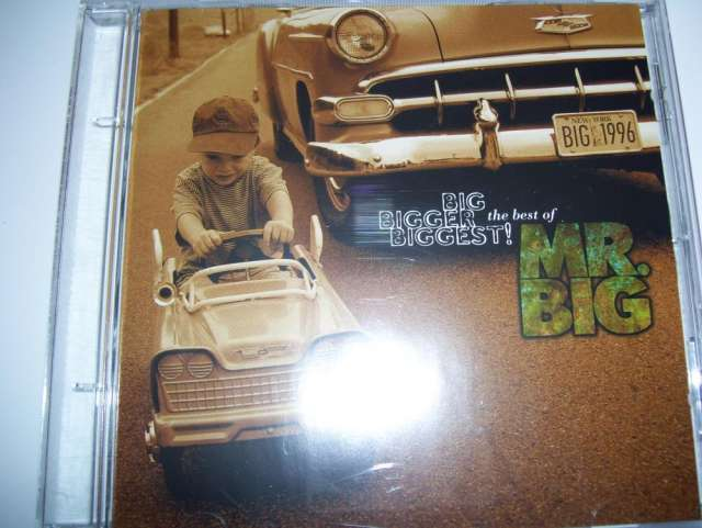 Mr. big - the best of ..