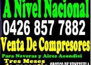 Orozco de Venezuela compresores de neveras 04268577882 04169522822