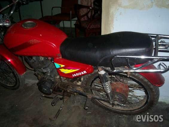 Remato moto jaguar 2007 en 180.000 bs  ver es comprarle