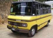 se vende autobus mercedes benz caio