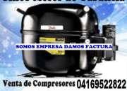 Compresores de neveras 04169522822 garantizados pòr cinco meses_americanos