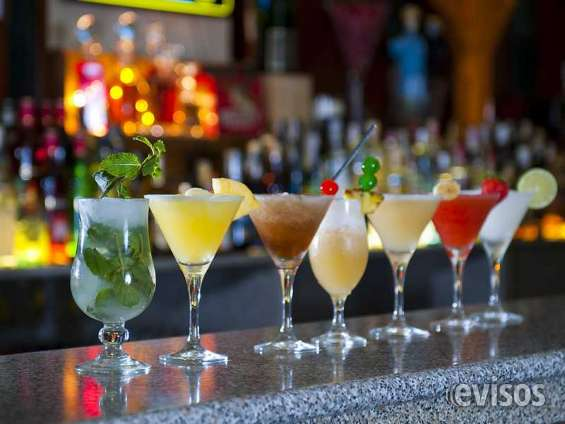 Openbar coctails and drinks servicio barralibre