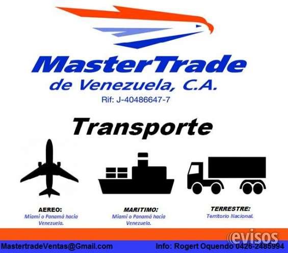 Mastertrade venezuela