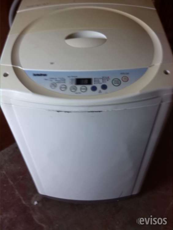Lavadora lg 11 kg buenas condiciones