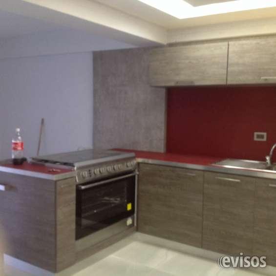 Fabricamos muebles de cocina a la medida y diseño