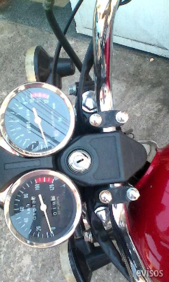 Moto bera br200-4 año 2014