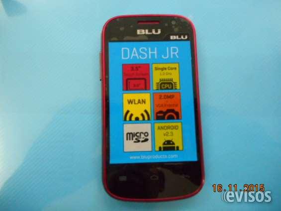Telefono celular blu dash jr
