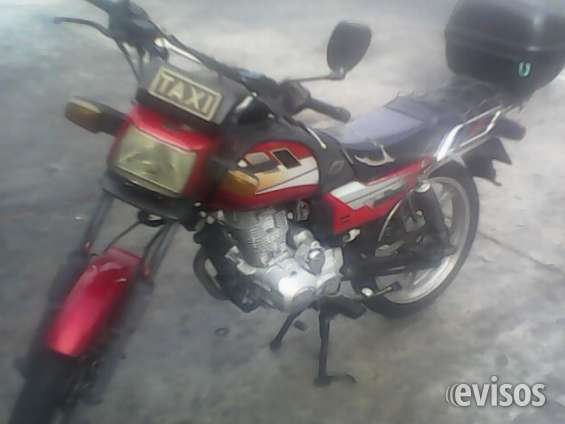 Moto empire horse 2012