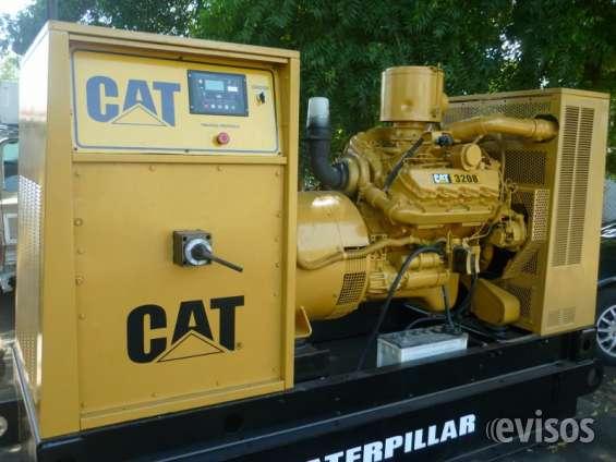 Venta planta electrica cat 230 kva 240 volts 60 hz