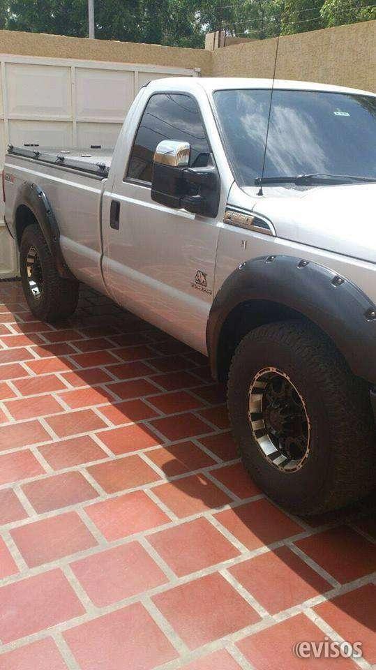 Vendo ford f250 xl 4x2 . años 2012 nunca chocada tiene poco uso