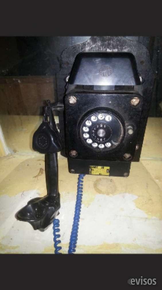 Telefonos antiguos de los 60 y 80