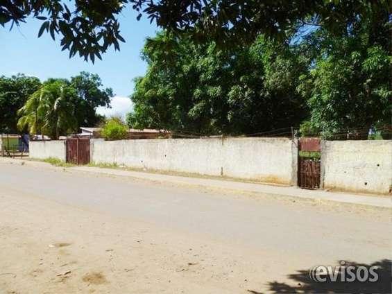 16-14828 terreno en venta en maracaibo, sector bomba caribe