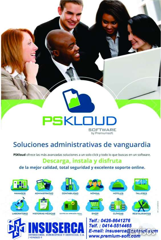 Soporte tecnico en programa administrativo premium soft, acceso remoto via internet