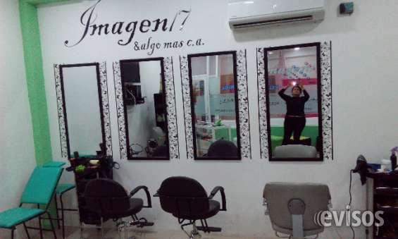 Alquiler de sillas de peluquería