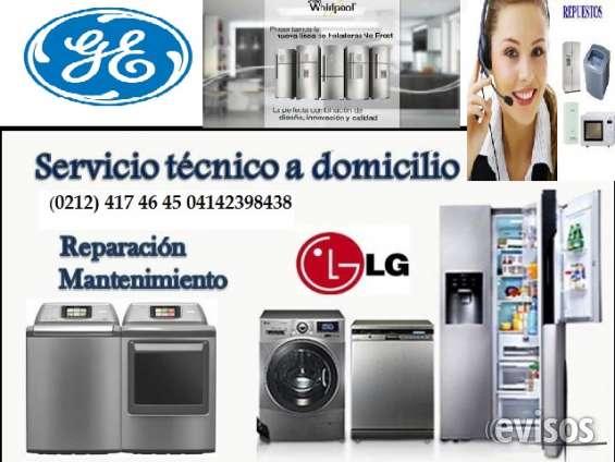 Servicio tecnico digital lg caracas 02124174645