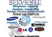 Reparacion de lavadoras, neveras, secadoras, cocinas