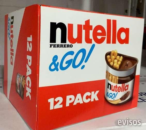 Caja de nutella and go